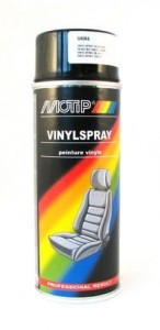 Lakier do vinylu spray 400ml MOTIP