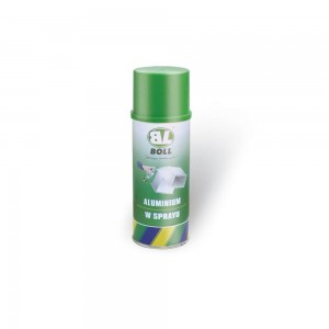 Aluminium spray 400ml BOLL