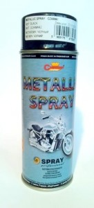 Metalik spray 400ml Champion